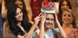 Kevin Lilliana Miss International 2017 Berasal Dari Indonesia